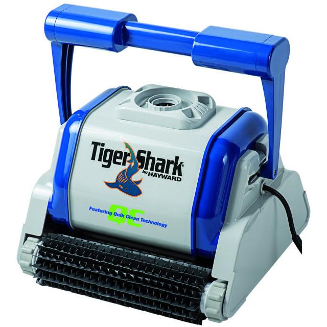 Robot piscine hayward tigershark quick clean qc picots for Avis robot piscine tiger shark