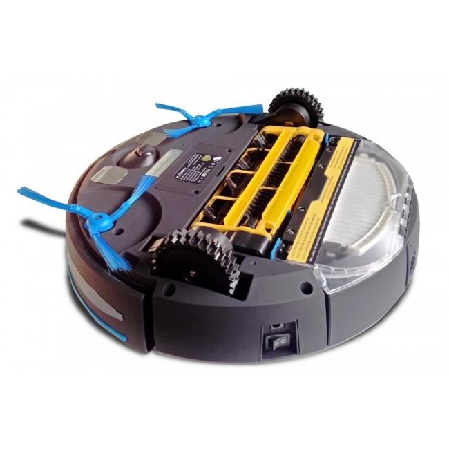 robot aspirateur e ziclean bot furtiv plus. Black Bedroom Furniture Sets. Home Design Ideas