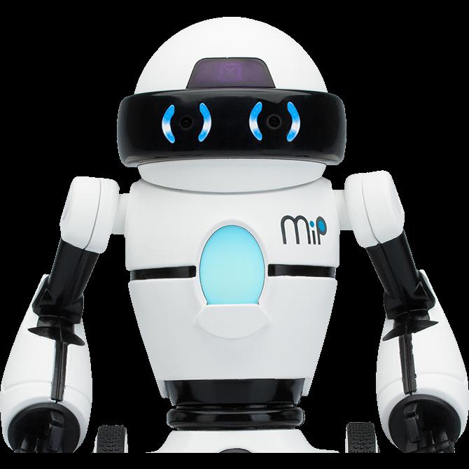 robot jouet wowwee mip blanc bestofrobots. Black Bedroom Furniture Sets. Home Design Ideas