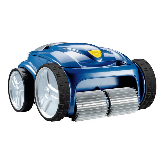 Robot de piscine zodiac vortex 4 chariot bestofrobots for Aspirateur robot de piscine intex