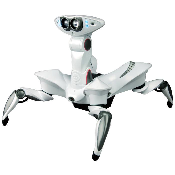 Robot jouet wowwee roboquad bestofrobots - Robot blanc star wars ...
