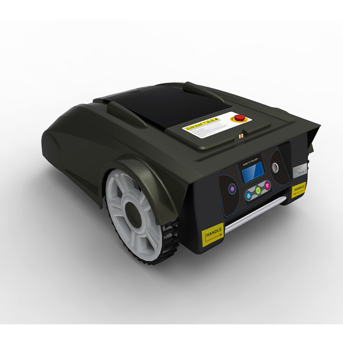 robot tondeuse e zigreen premium bestofrobots. Black Bedroom Furniture Sets. Home Design Ideas