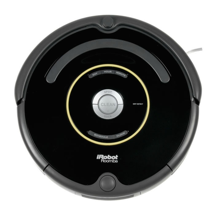 roomba 650 how to clean