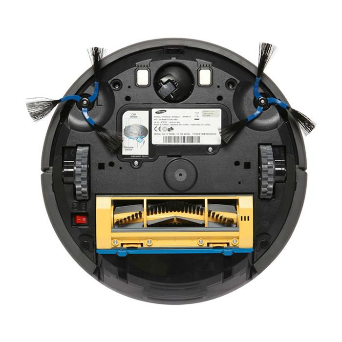 aspirateur robot samsung navibot sr8875 silencio. Black Bedroom Furniture Sets. Home Design Ideas