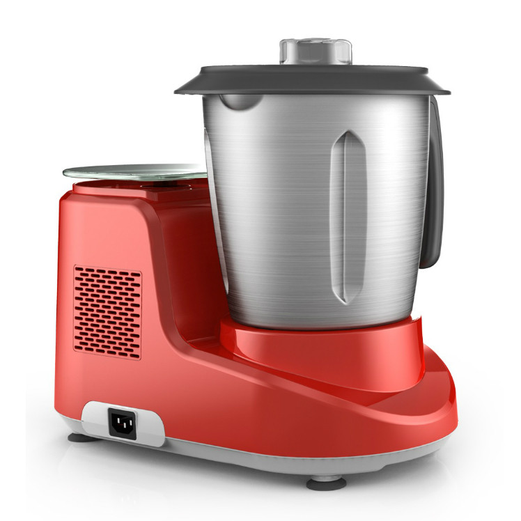Robot cuiseur multifonctions et mix for Comparatif robot menager cuiseur