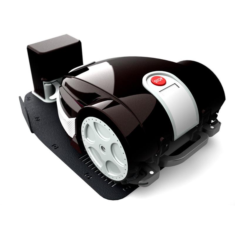 robot tondeuse zucchetti ambrogio l30 alex bestofrobots. Black Bedroom Furniture Sets. Home Design Ideas