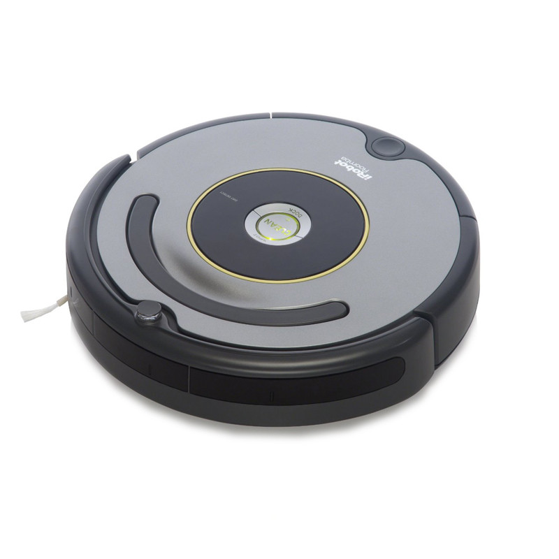 aspirateur robot irobot roomba 630 bestofrobots. Black Bedroom Furniture Sets. Home Design Ideas