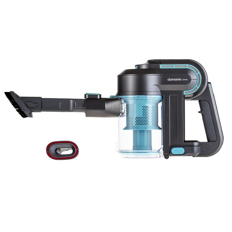 pack domoova robot aspirateur drv50 aspirateur balai dhv50 one bestofrobots. Black Bedroom Furniture Sets. Home Design Ideas