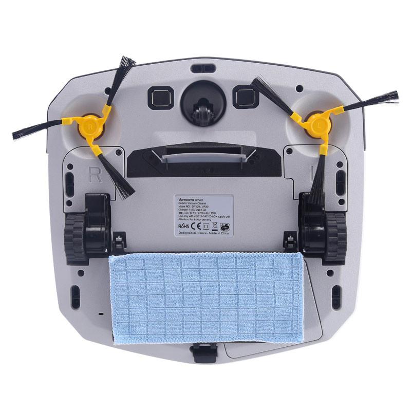 Robot aspirateur DOMOOVA DRV20 BestofRobots