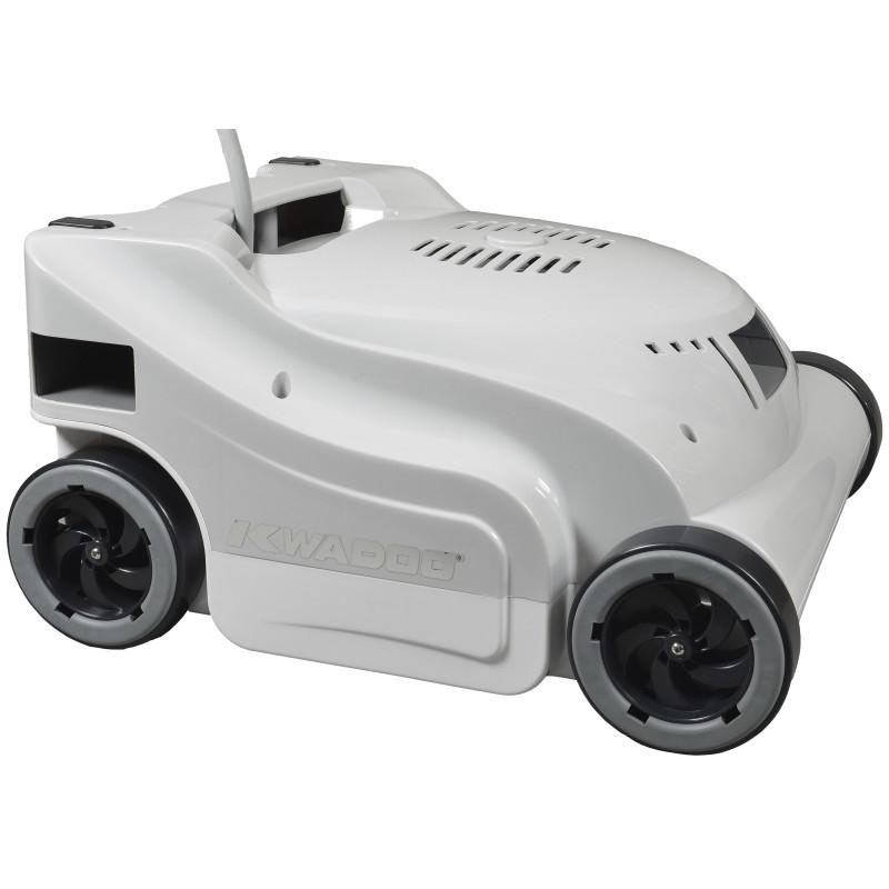 Robot de piscine lectrique kwadoo bestofrobots - Moteur de piscine prix ...
