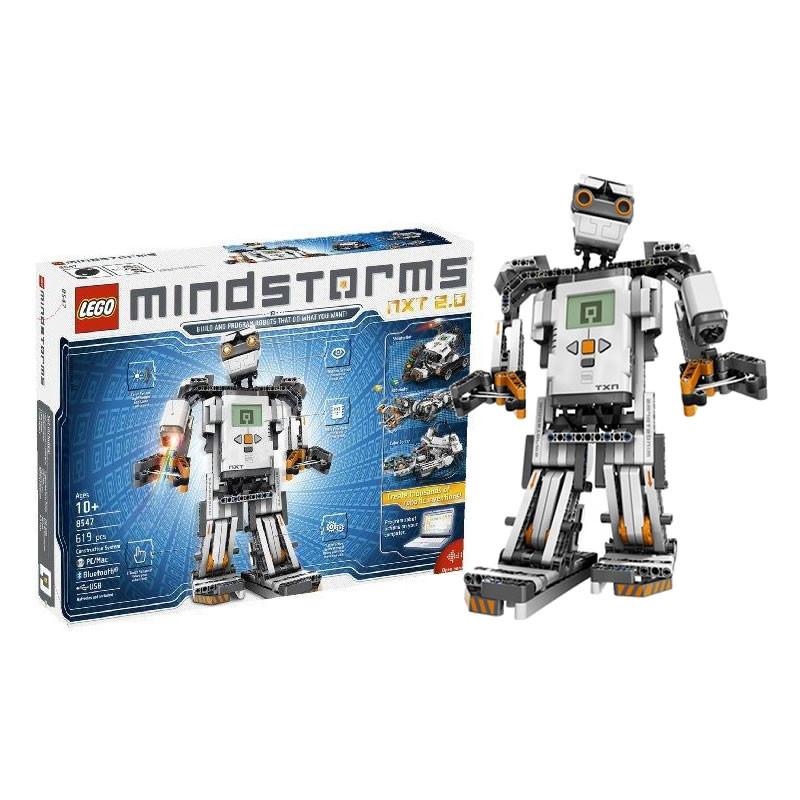Robot en kit Lego MINDSTORMS NXT 2.0 - BestofRobots