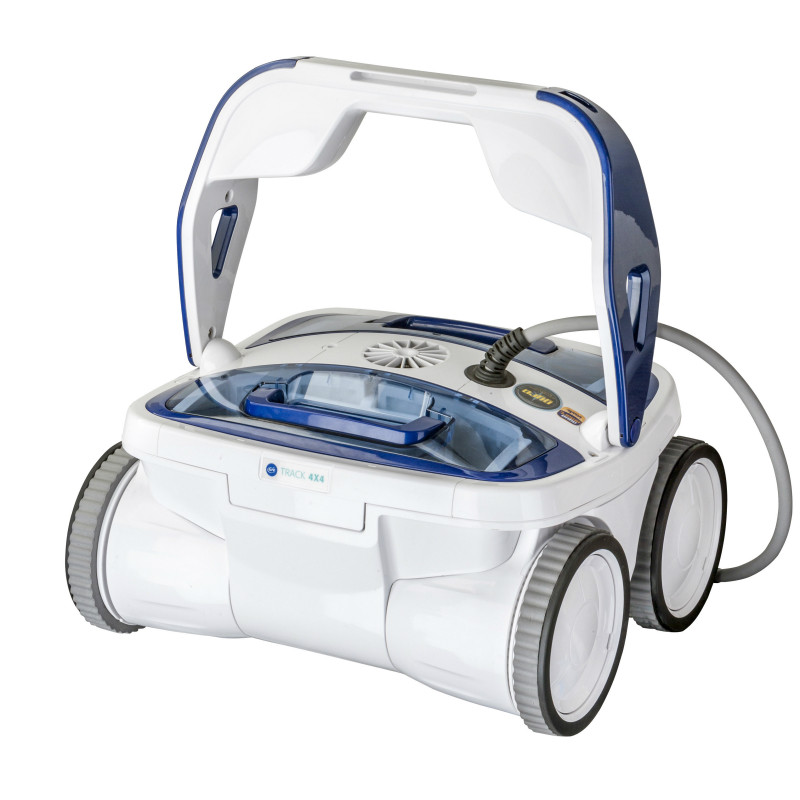 robot de piscine lectrique gre track 4x4 bestofrobots. Black Bedroom Furniture Sets. Home Design Ideas