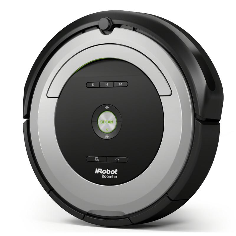 aspirateur robot irobot roomba 680 bestofrobots. Black Bedroom Furniture Sets. Home Design Ideas