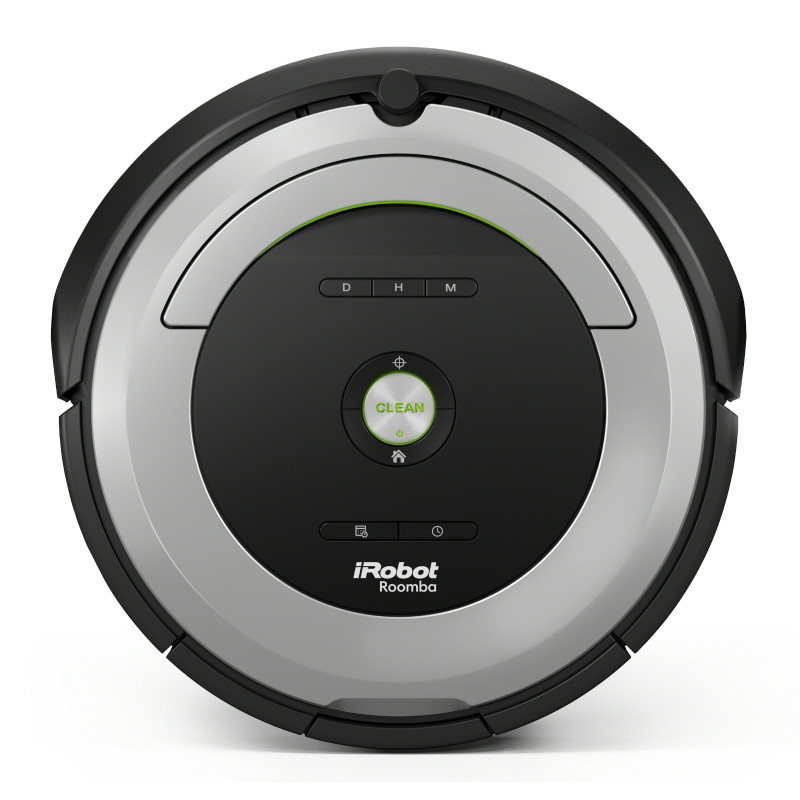 aspirateur robot irobot roomba 680 bestofrobots. Black Bedroom Furniture Sets. Home Design Ideas