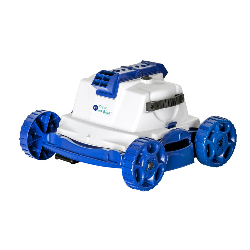 Robot de piscine lectrique gre jet blue bestofrobots for Comparatif robot piscine electrique