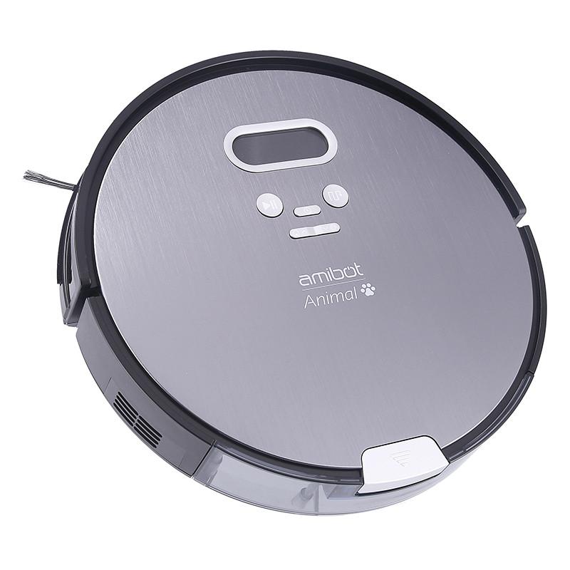 robot aspirateur et laveur amibot animal premium h2o. Black Bedroom Furniture Sets. Home Design Ideas