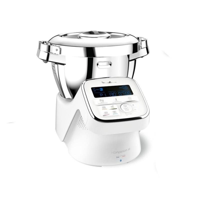 Comparatif Companion Et Companion Xl: Robot Cuiseur Multifonctions MOULINEX I COMPANION XL