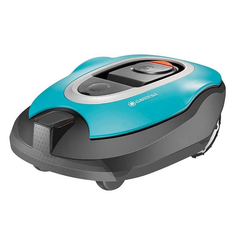 Robot tondeuse gardena sileno bestofrobots - Robot tondeuse grande surface ...