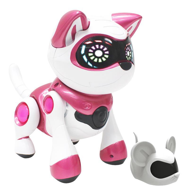 robot chat splash toys teksta kitty rose bestofrobots
