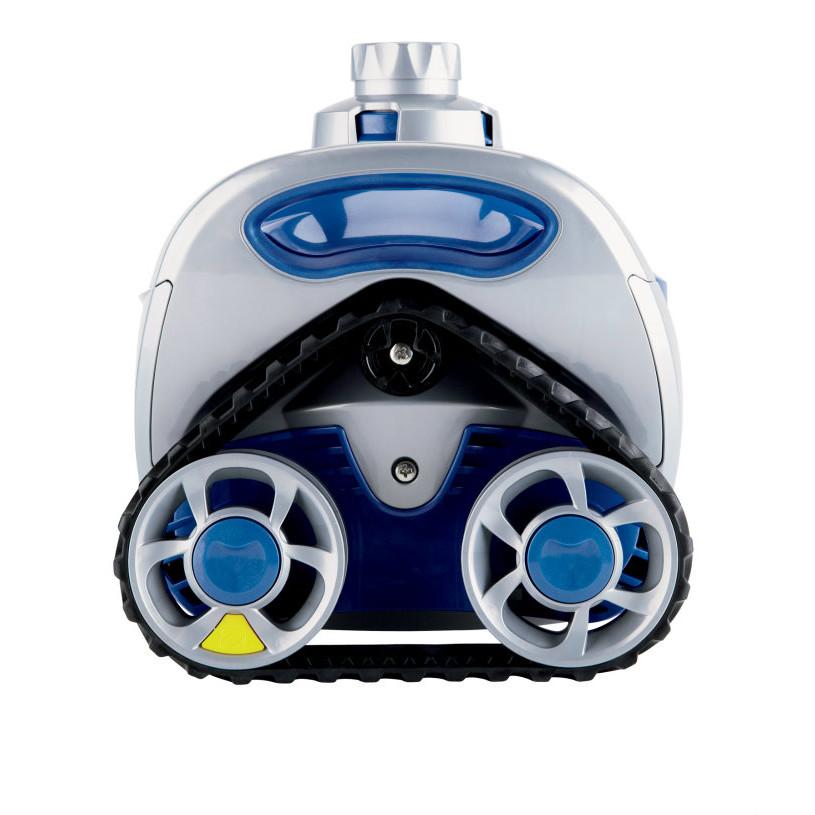Robot de piscine zodiac baracuda mx6 bestofrobots for Avis robot piscine