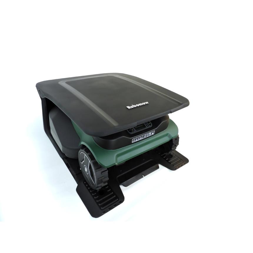 abri robohome pour robot tondeuse robomow rs et ms bestofrobots. Black Bedroom Furniture Sets. Home Design Ideas