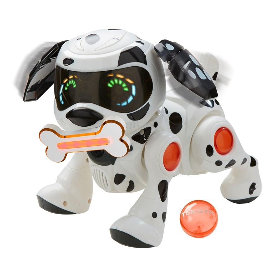 Robot Chien Splash Toys TEKSTA Puppy Dalmatien - BestofRobots