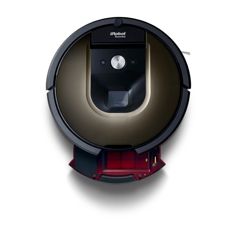 aspirateur robot irobot roomba 980 bestofrobots. Black Bedroom Furniture Sets. Home Design Ideas
