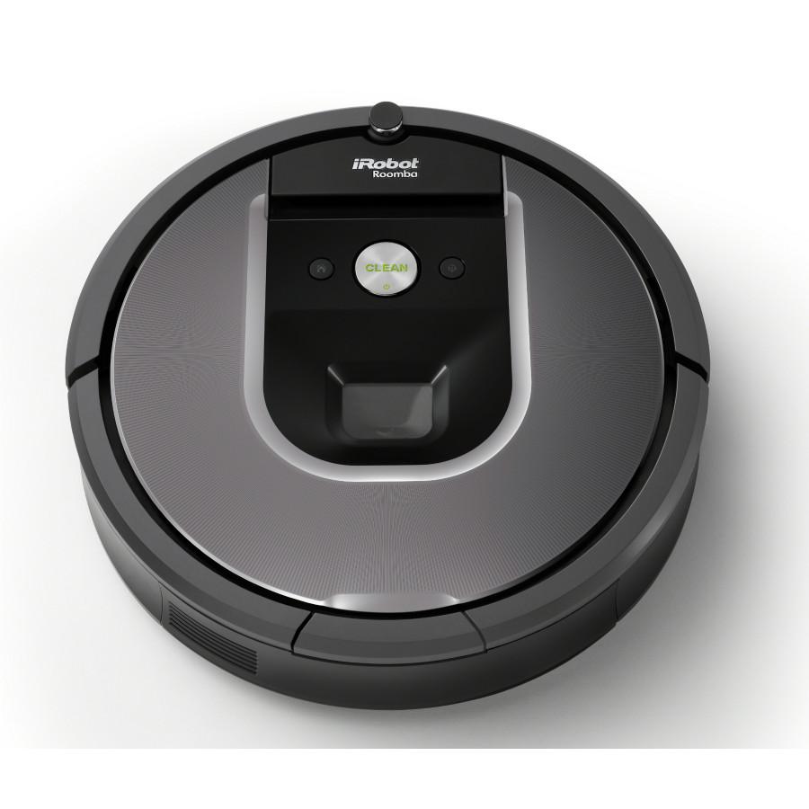 aspirateur robot irobot roomba 960 bestofrobots. Black Bedroom Furniture Sets. Home Design Ideas
