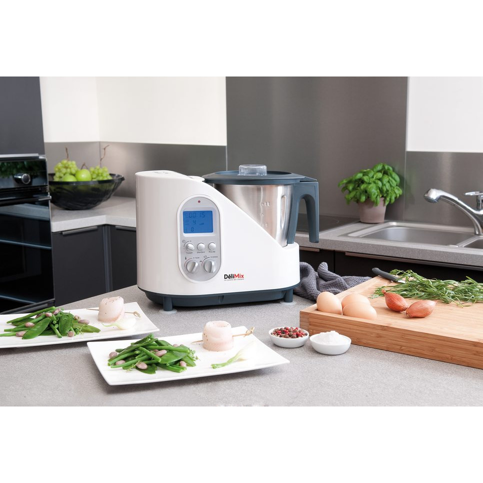 robot cuiseur sim o d limix qc350 bestofrobots. Black Bedroom Furniture Sets. Home Design Ideas