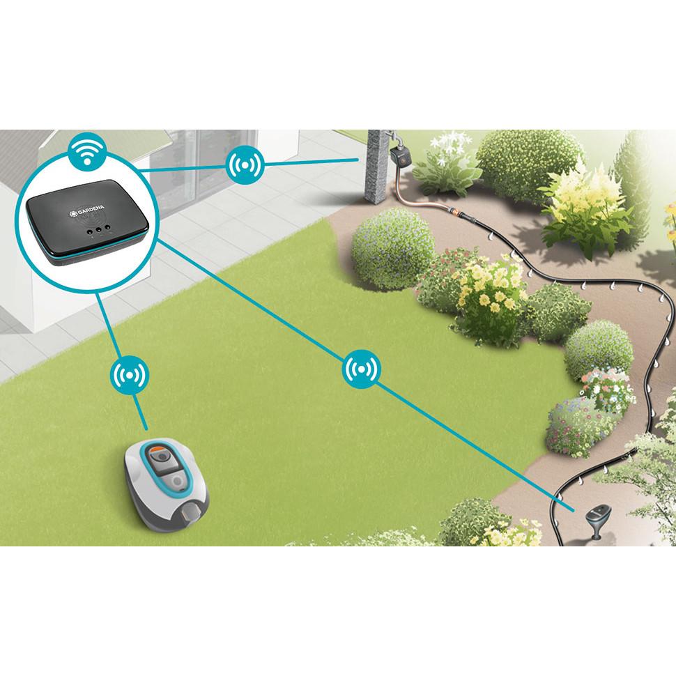 Robot tondeuse gardena smart sileno bestofrobots - Robot tondeuse grande surface ...