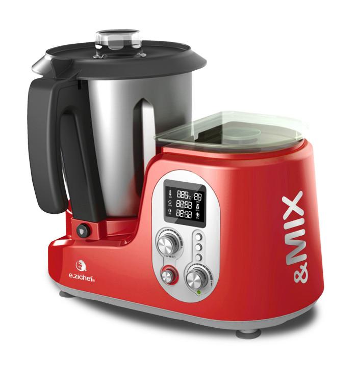 robot cuiseur multifonctions et mix