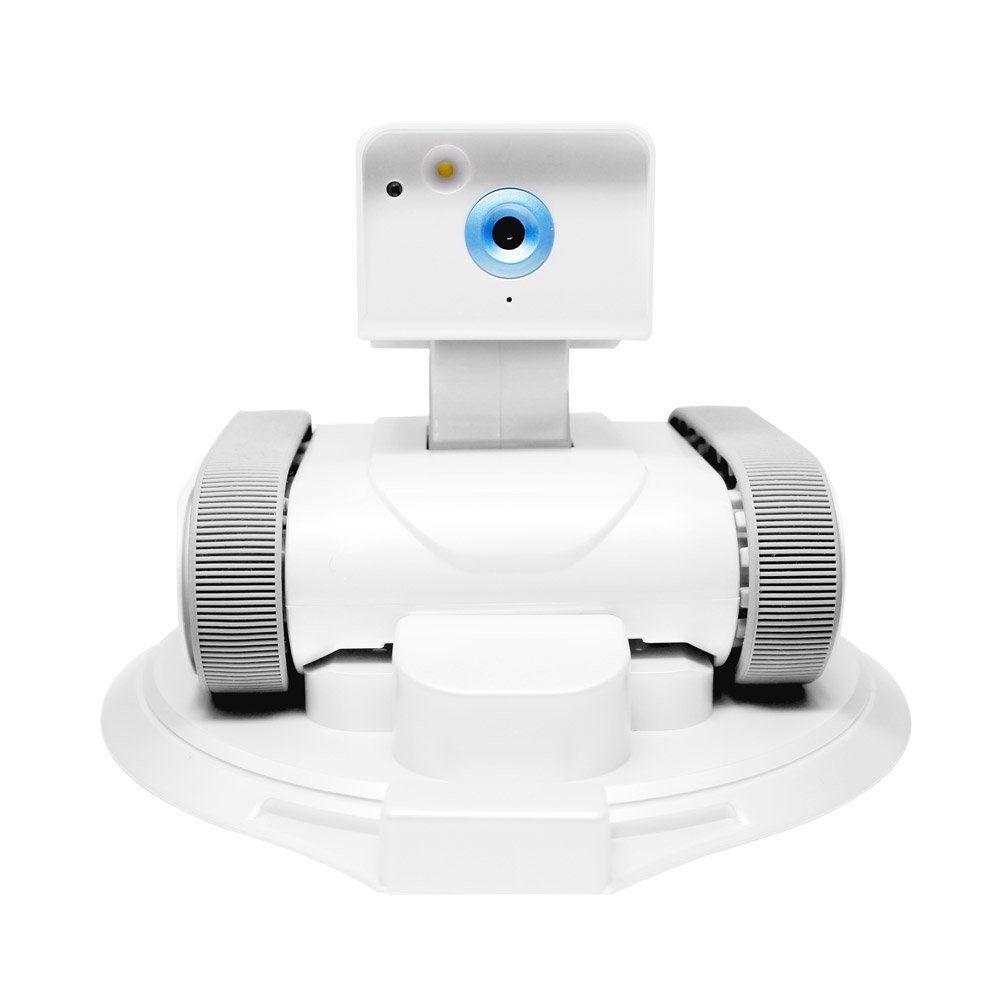 robot jouet de surveillance connect varram robot appbot. Black Bedroom Furniture Sets. Home Design Ideas