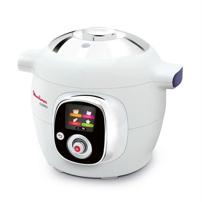 Robot cuiseur intelligent moulinex cookeo bestofrobots - Nouveau robot moulinex ...