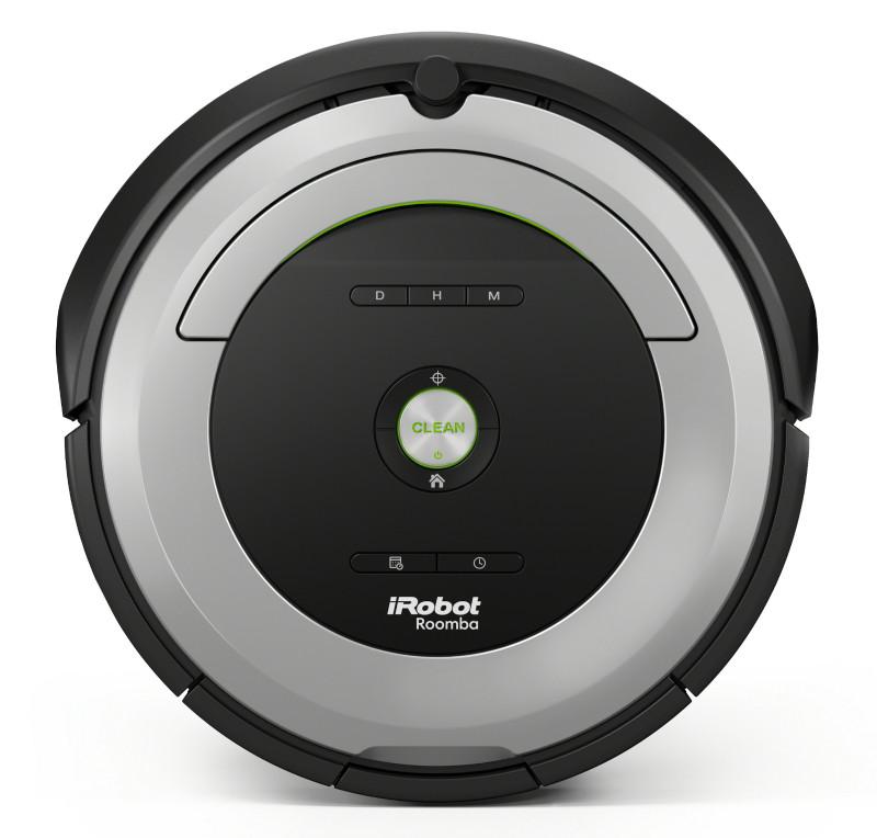 Aspirateur robot irobot roomba 680 bestofrobots - Meilleur aspirateur balai pour poils d animaux ...