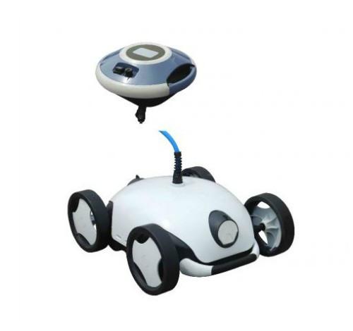Robot piscine bestway falcon sur batterie bestofrobots - Robot piscine sans fil batterie ...