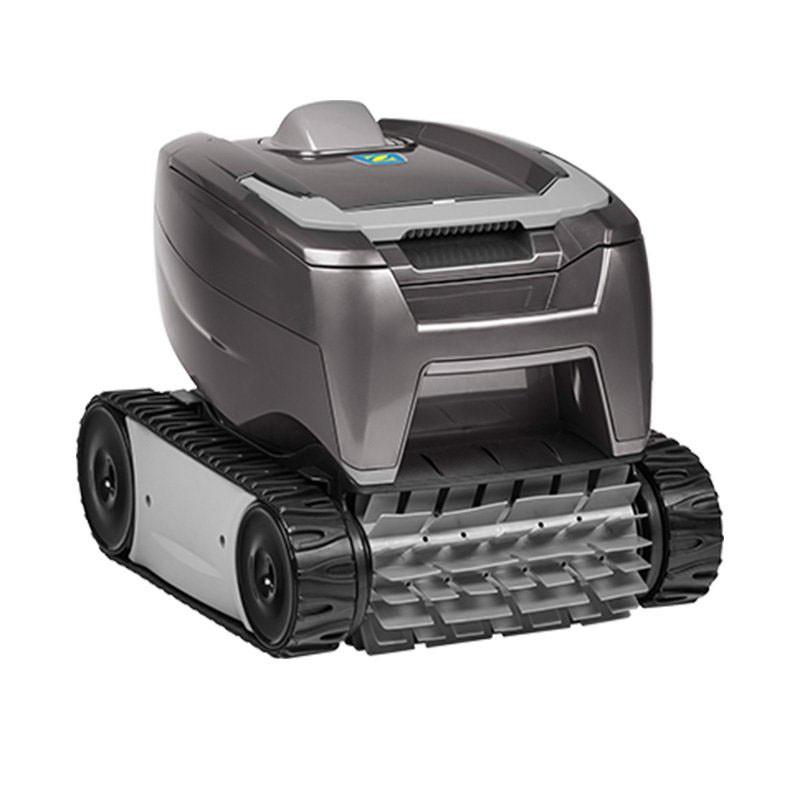 Robot de piscine electrique zodiac tornax ot2100 pour for Robot aspirateur piscine electrique