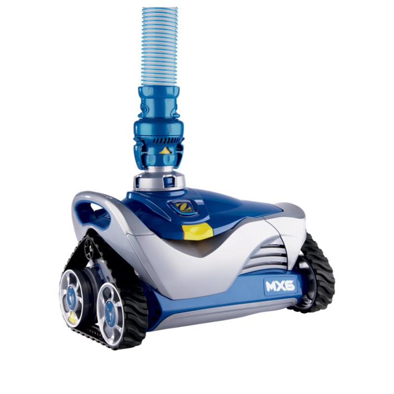 zodiac mx6 robot piscine hydraulique - Robot Piscine Electrique Comparatif