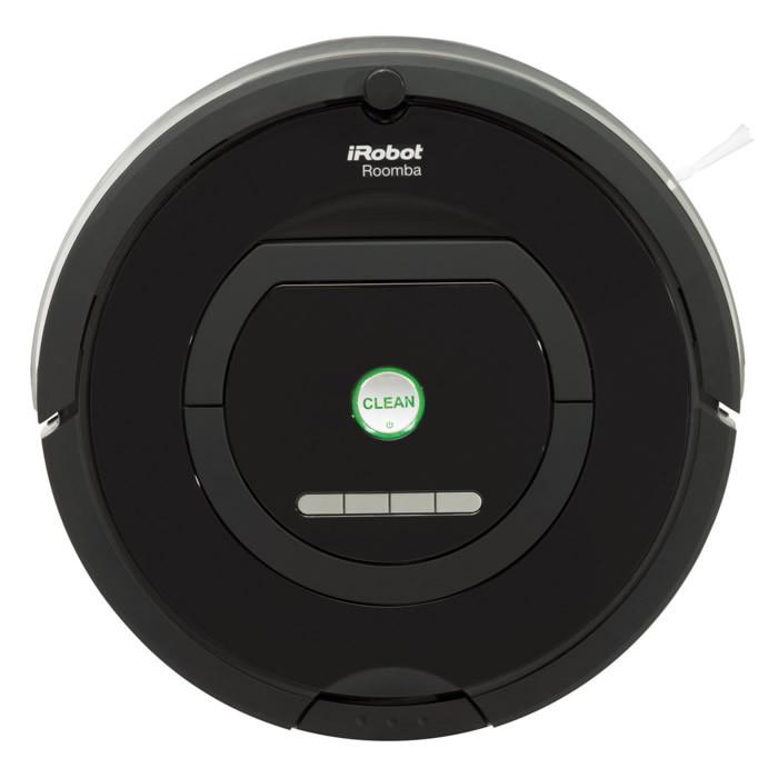 aspirateur robot irobot roomba 770 bestofrobots. Black Bedroom Furniture Sets. Home Design Ideas