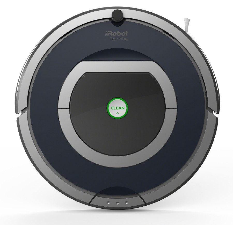 aspirateur robot irobot roomba 785 bestofrobots. Black Bedroom Furniture Sets. Home Design Ideas