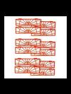 Lot de 12 filtres standards NEATO BotVac