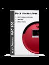 Pack accessoires E.ZICLEAN  VAC100