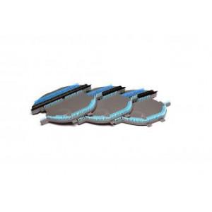 Pack de 3 plaques brosses SCOOBA 230