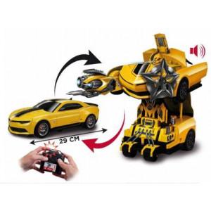 NIKKO Robot Autobot Bumblebee Transformers 4