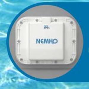 Zucchetti NEMH2O Chargeur encastrable pour piscine neuve