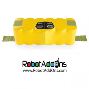 Batterie ROOMBA série 5XX - Robot Add-Ons