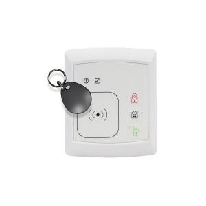 Clavier intérieur et extérieur à badge MYFOX compatible NFC