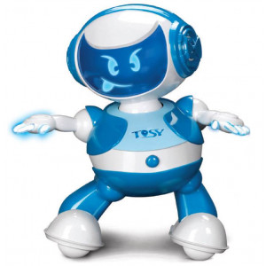 Robot danseur Tosy DISCOROBO Bleu