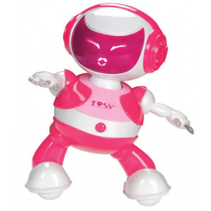 Robot danseur Tosy DISCOROBO Rose
