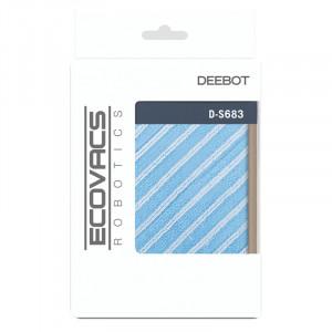 Lot de 3 lingettes (mop) Ecovacs DEEBOT DN78