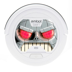 Sticker ANGRY pour AMIBOT Swift